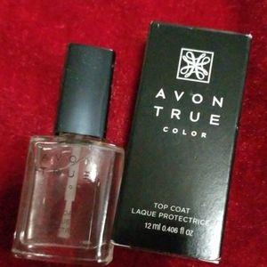 Avon nail top coat